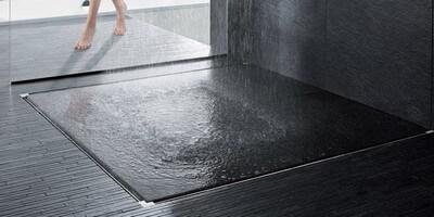 Douches, colonnes de douche