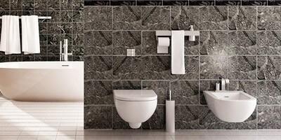 WC, bidets