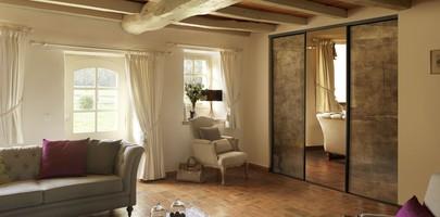 Dressing, portes et aménagements de placard