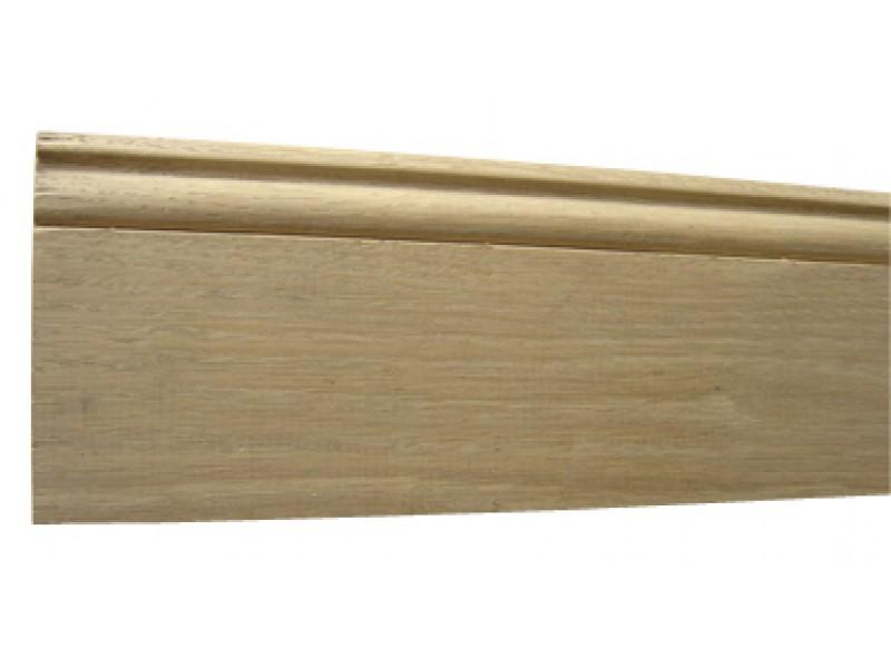 Plinthe Bord Moulure En Chene 13x100x2400mm