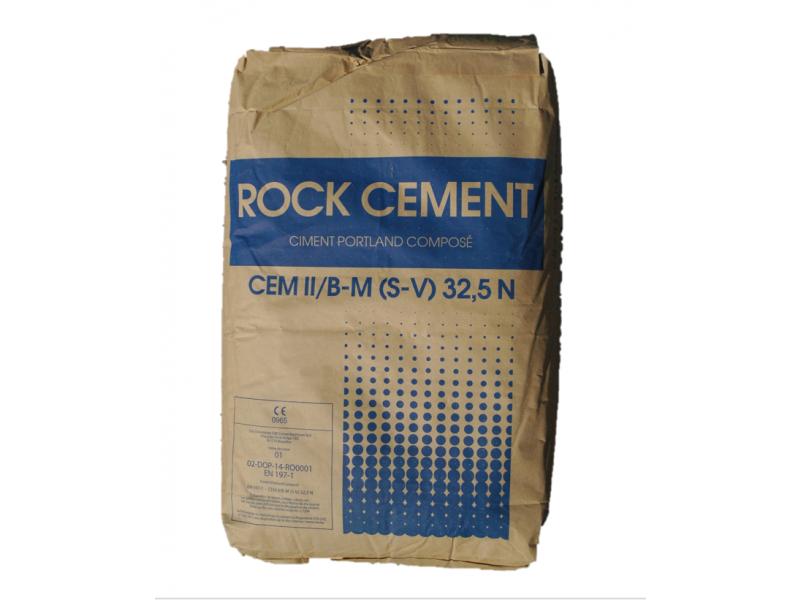 Ciment Tous Travaux 25kg