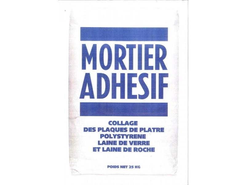 Mortier Adhésif Sac De 25 Kg