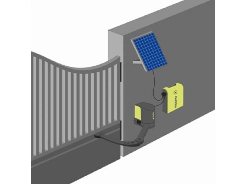kit d 39 alimentation solaire. Black Bedroom Furniture Sets. Home Design Ideas