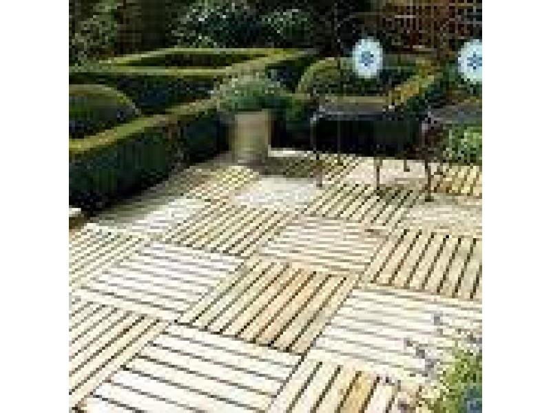 Dalle de terrasse bois traité pas cher, Achat / Vente en ligne