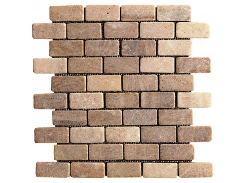 galet pour sol et mur intrieur 30x30 beige