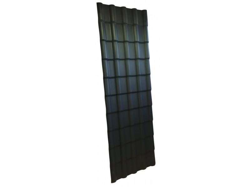 panneau pvc imitation tuile ardoise. Black Bedroom Furniture Sets. Home Design Ideas
