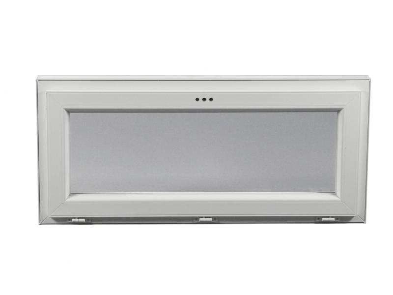 fen tre pvc gamme e pro abattant h 45 x l 40 cm. Black Bedroom Furniture Sets. Home Design Ideas