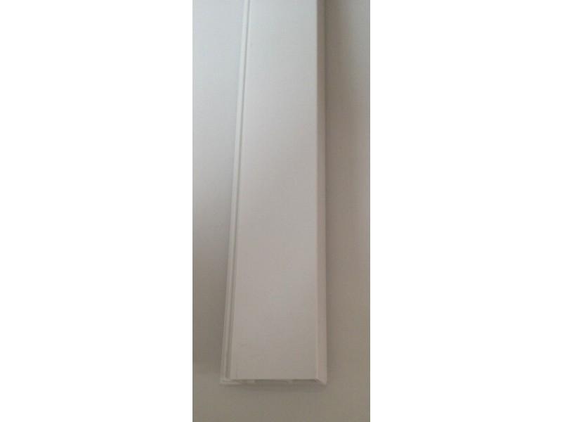 Tapée Disolation Blanche En Pvc Epro épaisseur 35 Mm X Longueur