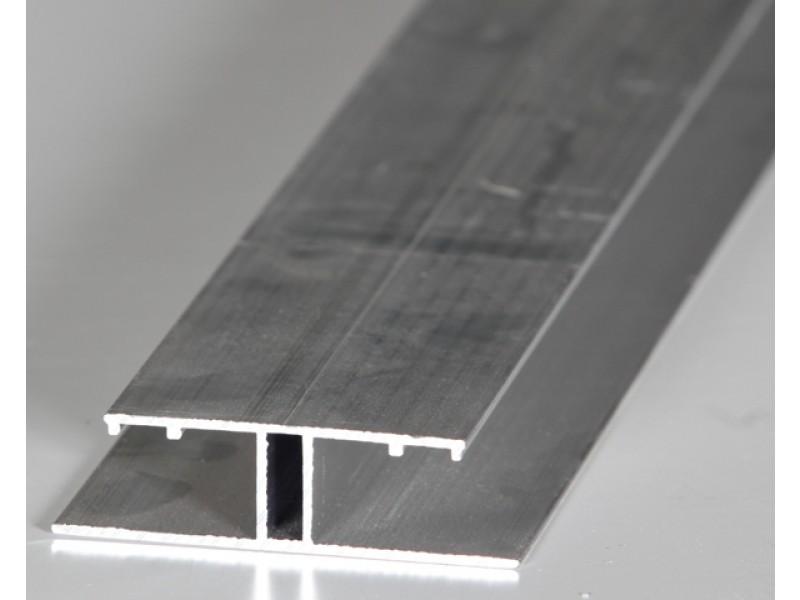 Profil Alu Brut Type H 4m