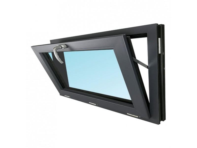 Fenêtre Abattant En Pvc H60xl120cm