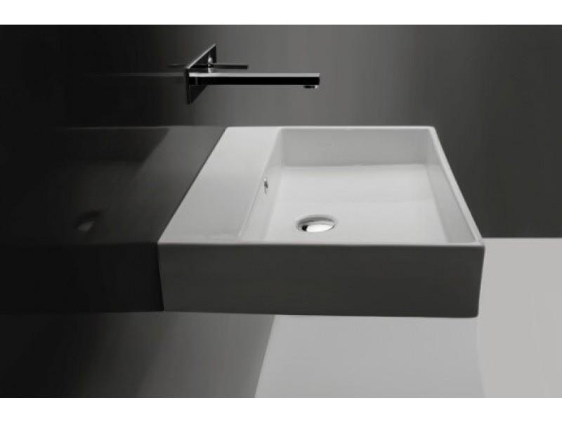 Vasque A Poser Ou A Suspendre Modele Unlimited 70cm