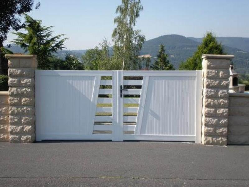 installation portail coulissant L'Isle-Jourdain