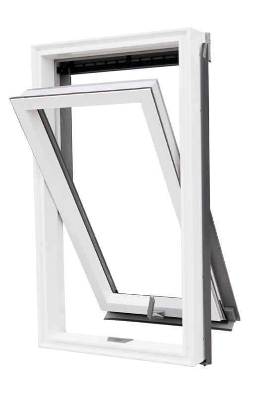 fen tre de toit en pvc h78xl55cm pas cher achat vente. Black Bedroom Furniture Sets. Home Design Ideas