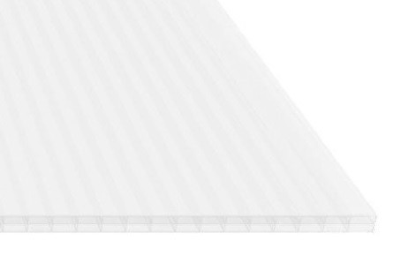 plaque polycarbonate 16 mm opale 3 x m. Black Bedroom Furniture Sets. Home Design Ideas