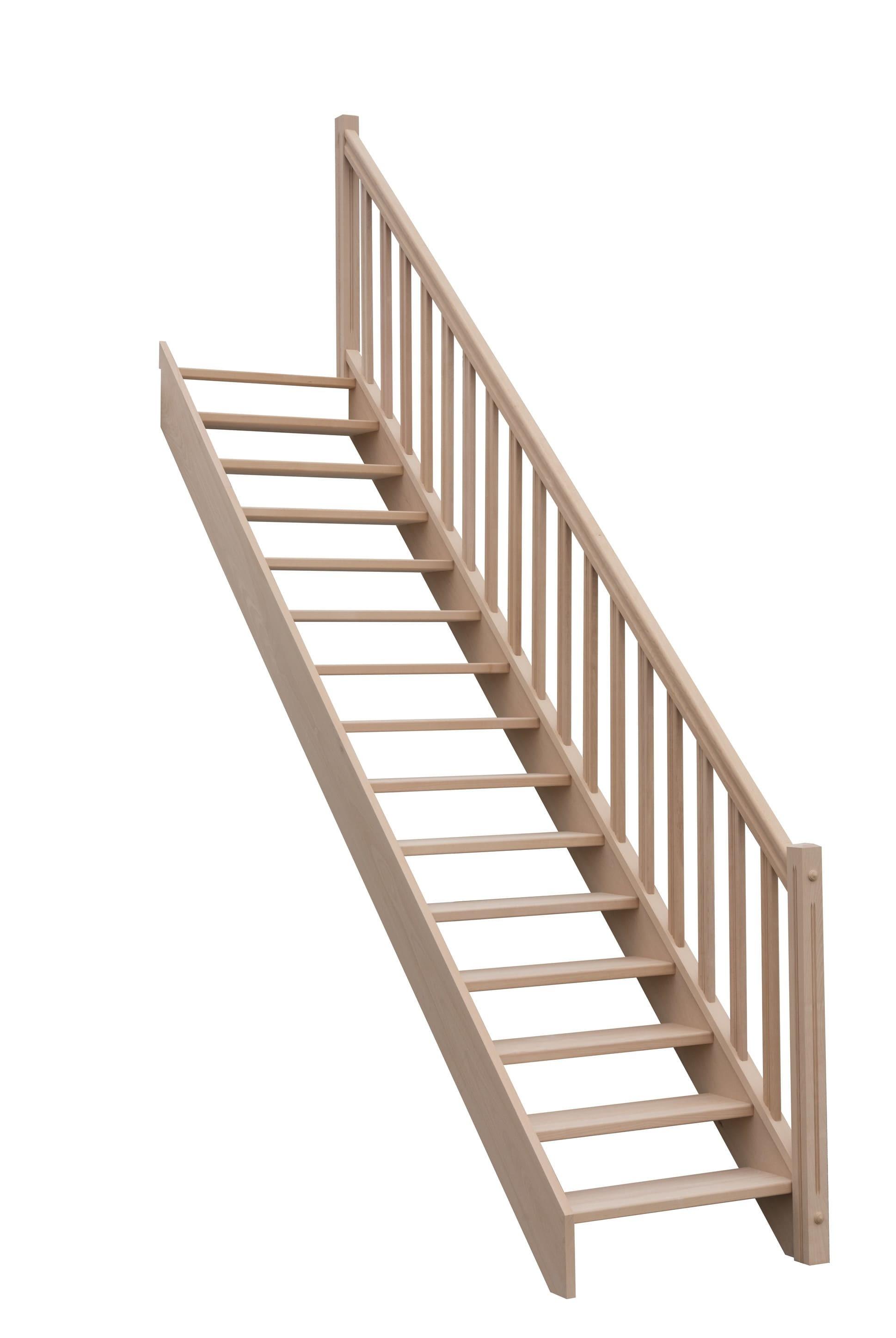 Ajouter Des Contre Marche Escalier escalier droit sans contremarche h272xr276cm