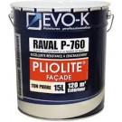 Peinture Facade Pliolite  Ton Pierre 15 Litres