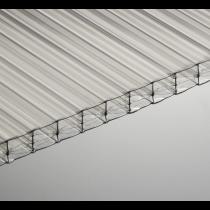 Plaque Polycarbonate Transparente Pour Veranda Et Toiture- Sainthimat