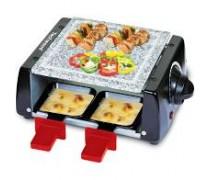 Appareil à Raclette 4 Personnes