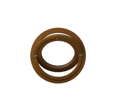 Oeil de bœuf bois rond diamètre 50cm