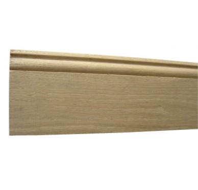 Plinthe bord mouluré en chêne 13X70X2400mm