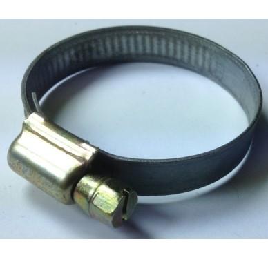 Colliers de serrage Ø30-45mm la boîte de 50 pièces