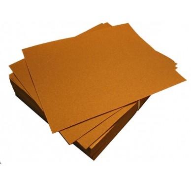 Feuille papier silex