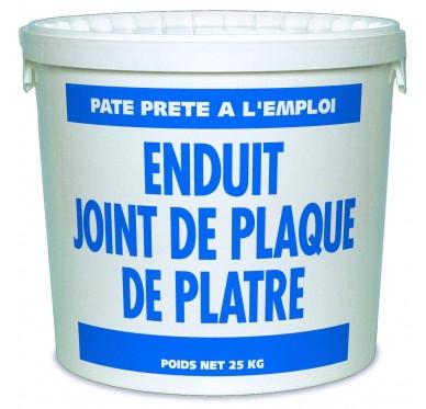 Enduit pour plaque de plâtre 25 KG