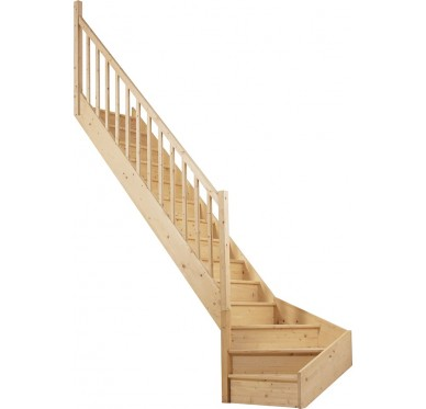 Comment calculer un escalier quart tournant trendy calcul for Calculer un escalier avec palier
