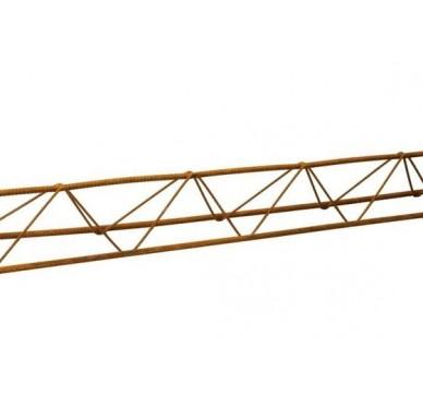 Chaînage triangulaire longueur 6 mètres