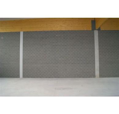 Bloc parpaing creux NF et CE 20 x 50 x 10 CM
