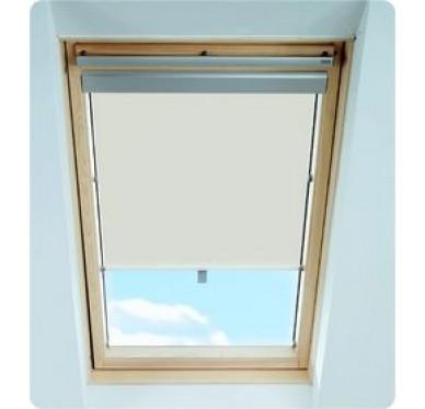 Store rideau RHR CXA beige H78xL55cm