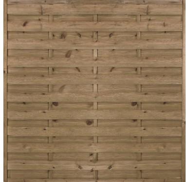 Panneau occultant modèle Lucas en bois
