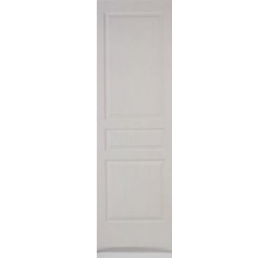 Porte seule prépeinte post formé H204xL73cm