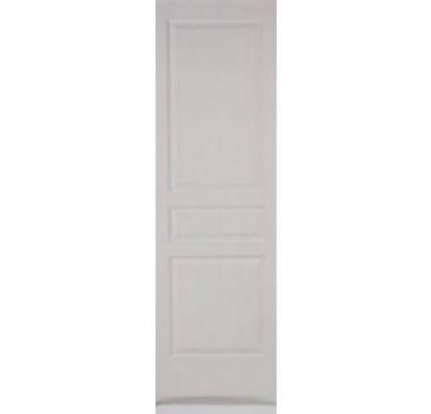 Porte seule prépeinte post formée H204xL83cm