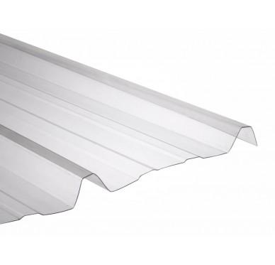 Plaque polycarbonate profil 3x1.05 m