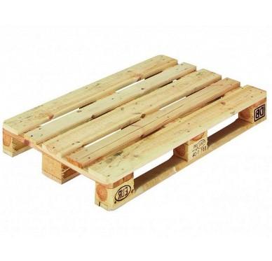 Palette pour blocs parpaings consignée DOM