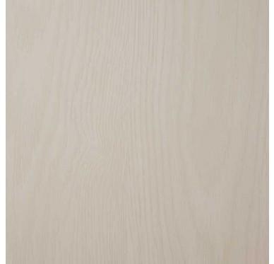 Lambris PVC frêne blanc Longueur 4 m