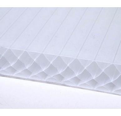 Plaque polycarbonate 32 mm opale, 3 x 1.25 M