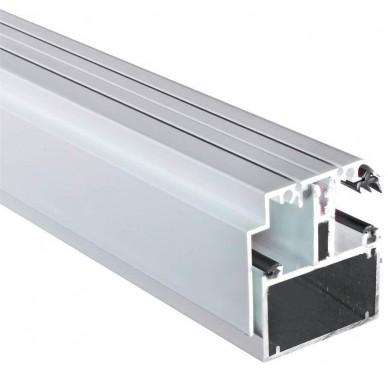 Profil tubulaire de 60mm, Modèle rive, L 4m