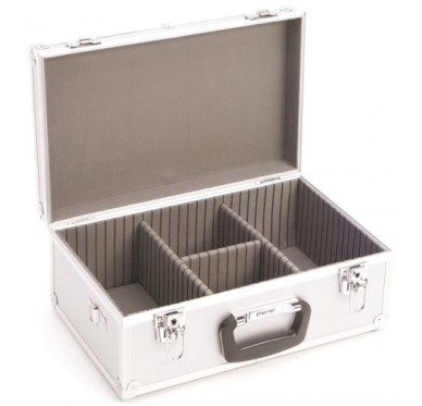 Valise rangement alu 60 CD / Outils