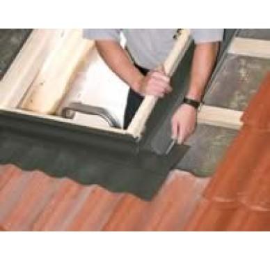 Raccord tuile pour fenêtre de toit H78xL55cm