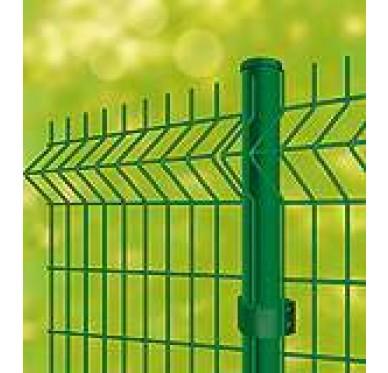 Poteau de clôture hauteur: 2m