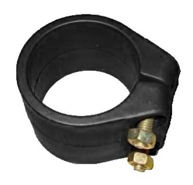Collier de fixation Noir