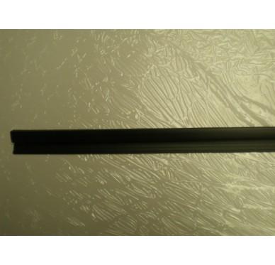 Profilé de départ PVC noir