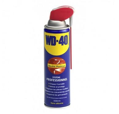 Aérosol dégrippant multifonctions WD 40 200ml