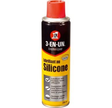 Lubrifiant au silicone Flacon de 250 ml