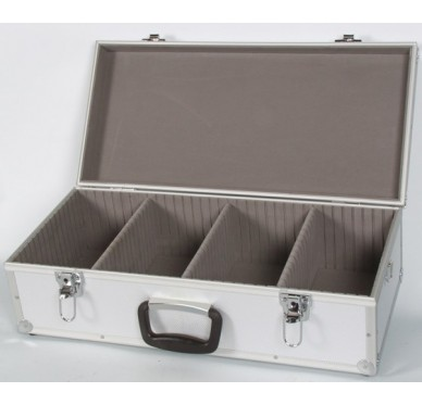 Valise rangement alu 80 CD / Outils