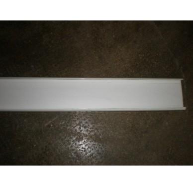 Profil de jonction épaisseur 65 mm en PVC