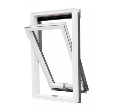 Fenêtre de toit en PVC H78xL55cm