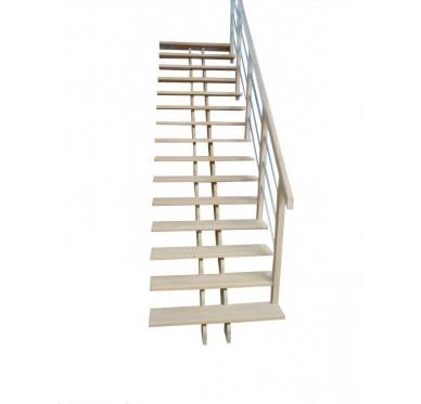 escalier droit 60 cm de large